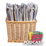 Podcast 206: Sunday Basket Organizing Part 1