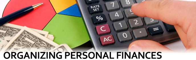 Organizing Personal Finances
