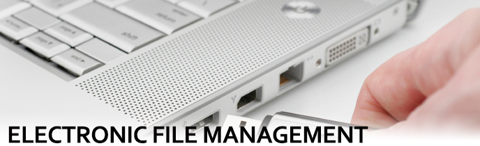 Electronic File Management
