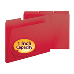 Smead Pressboard File Folder 21538, 1/3-Cut Tab, 1
