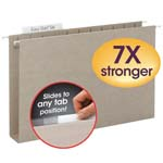 Smead TUFF® Hanging Box Bottom Folder with Easy Slide™ Tab 64340,  2