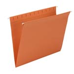 Smead Hanging File Folder 64435, Letter, Orange