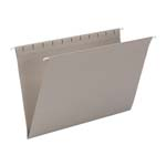 Smead Hanging File Folder 64481, Legal, Gray