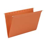 Smead Hanging File Folder 64485, Legal, Orange