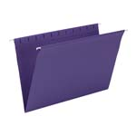 Smead Hanging File Folder 64486, Legal, Purple