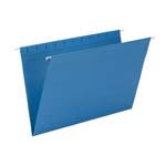 Smead Hanging File Folder 64489, Legal, Sky Blue