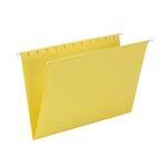 Smead Hanging File Folder 64491, Legal, Yellow
