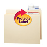 Seal & View® Clear Label Protectors