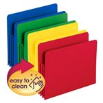 Poly File Pockets