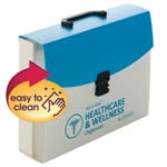All-in-One™ Healthcare & Wellness Organizer  (Poly)