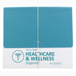 All-in-One™ Healthcare & Wellness Organizer (Paper)