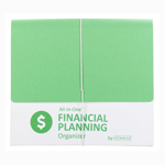 All-in-One™ Financial Planning Organizer (Paper)