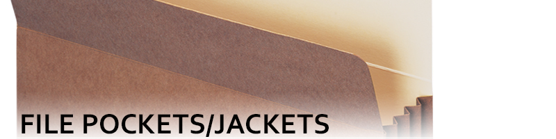 File Pockets / Jackets